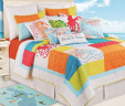 Julianne's Tropical Paradise Full/Queen Quilt