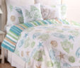 Julianne's Shell Reef – Full/Queen Quilt Mini Set